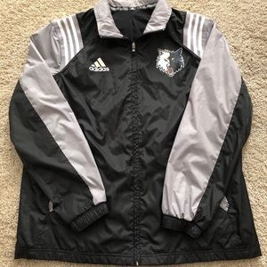 Minnesota Timberwolves NBA Adidas Jacket